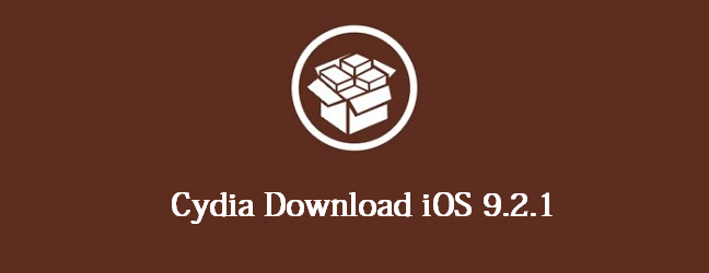 Cydia download iOS 9.2.1
