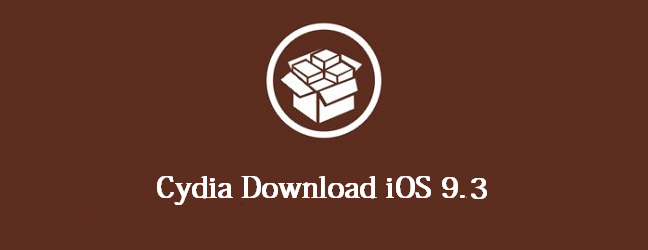 Cydia Download iOS 9.3