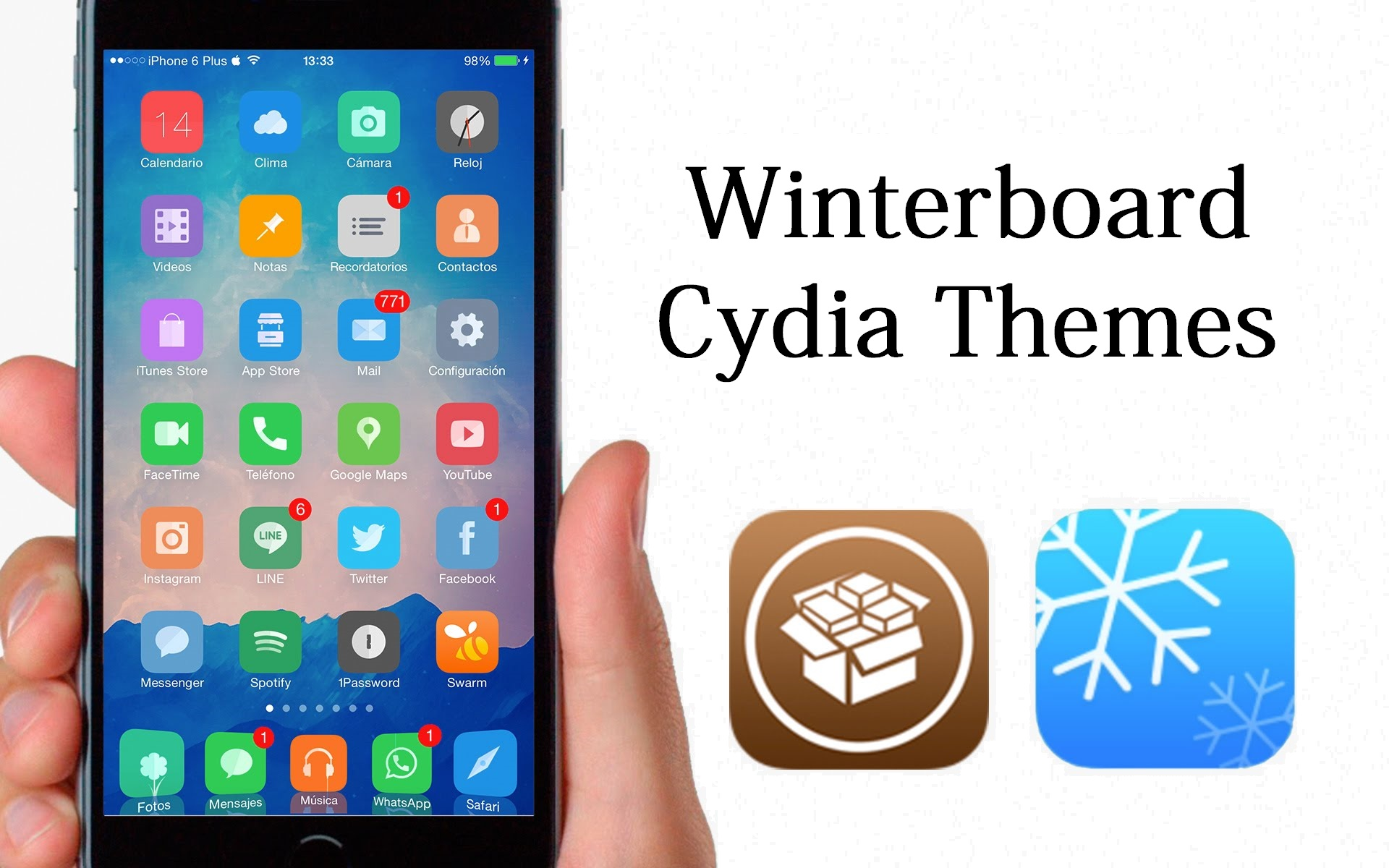 winterboard themes cydia apps