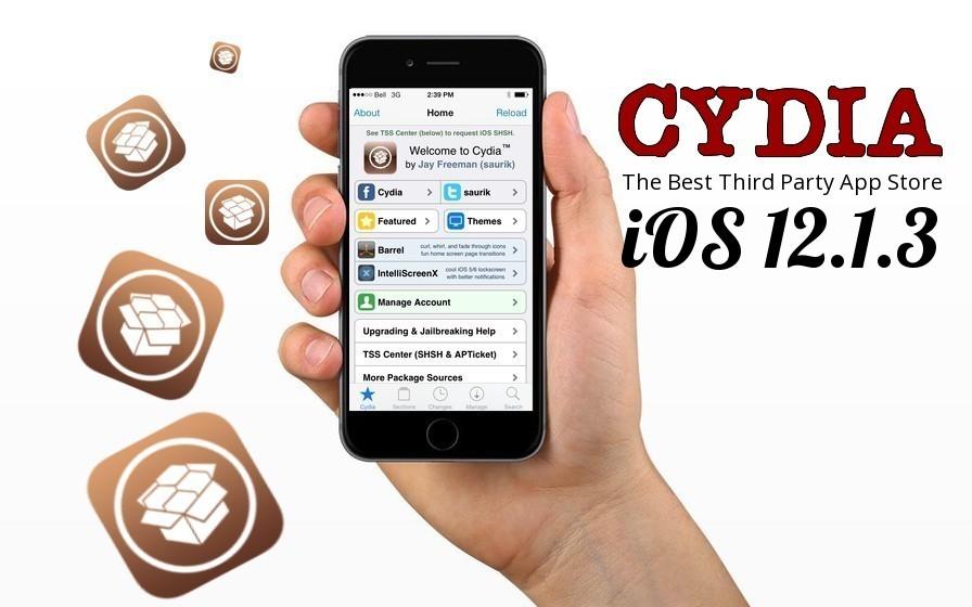 Cydia Download iOS 12.1.3