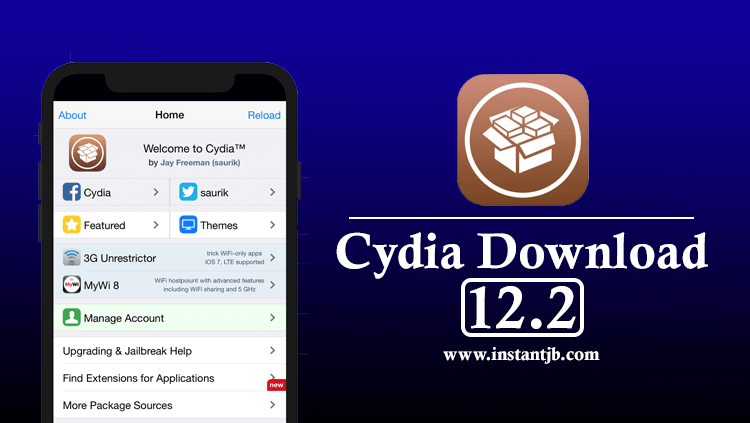 Cydia Download iOS 12 2 With iNstant Jailbreak