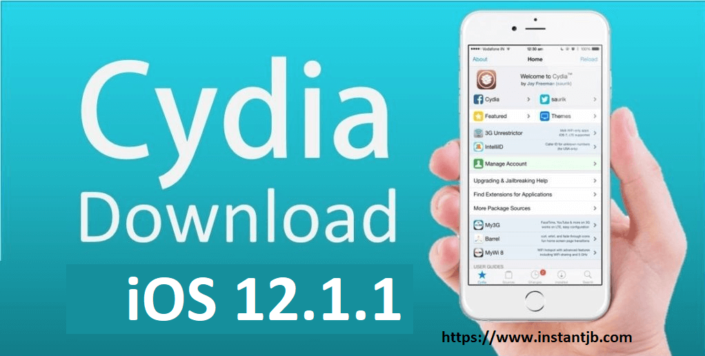 cydia download 12.1.1