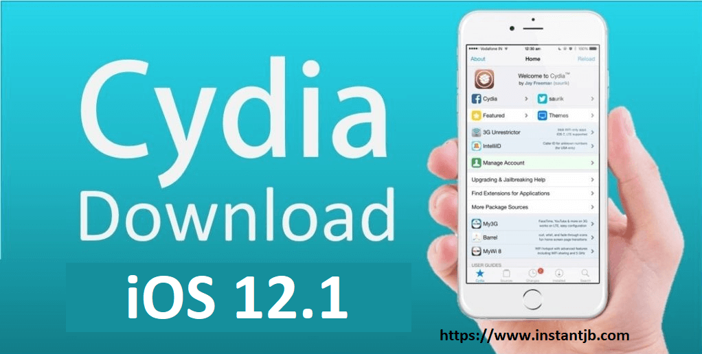 Cydia Download iOS 12 1 With iNstant Jailbreak